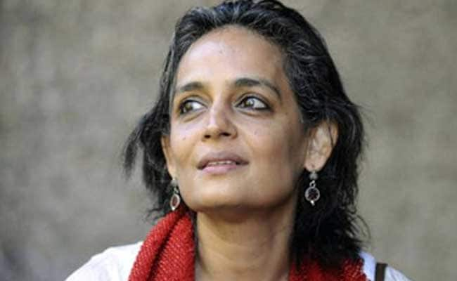 Arundhati Roy's Book Removed From Syllabus After Protest In Tamil Nadu