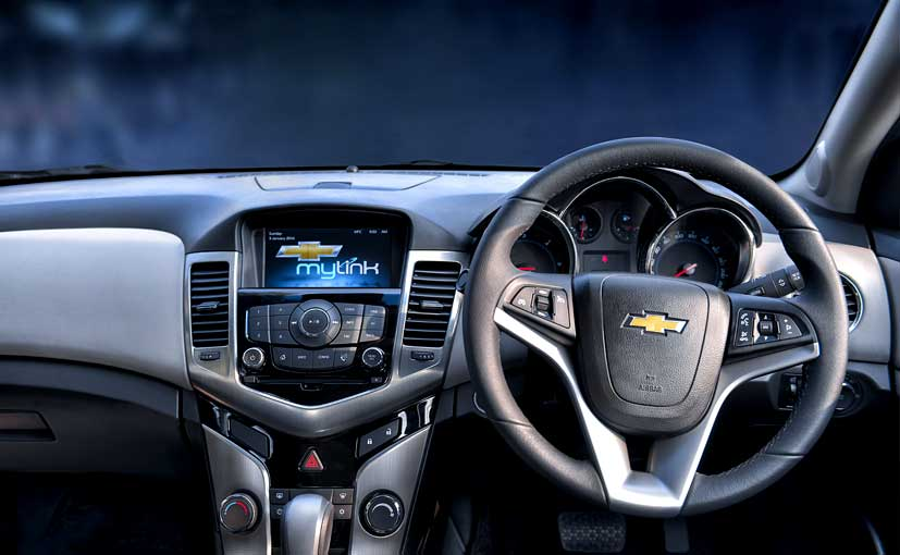 New Chevrolet Cruze 2016 Dashboard