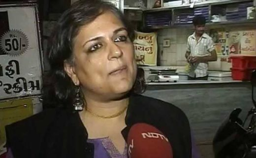 Gujarat Riots Convict Allegedly Attacks Journalist Revati Laul