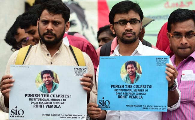 Rohith Vemula Suicide: A Day After Resignations, Teachers Divided