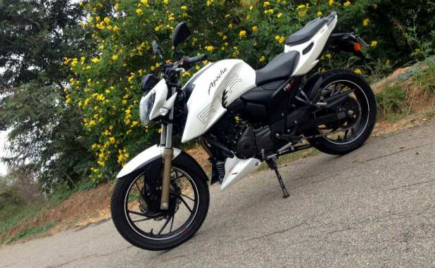 TVS Apache RTR 200 review