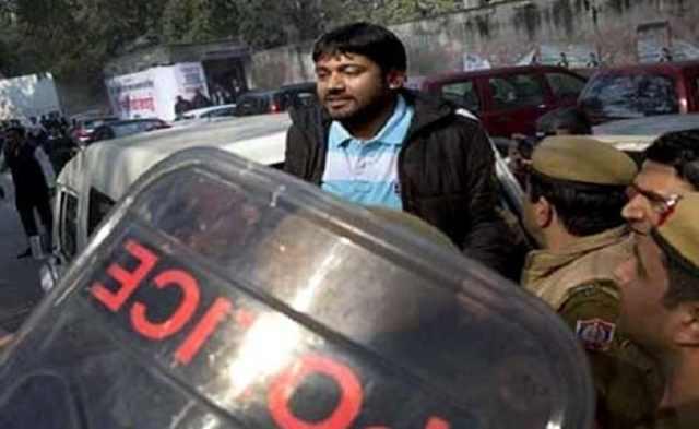 JNU : देशद्रोह के आरोप में गिरफ्तार किए गए कन्हैया की जमानत पर फैसला आज