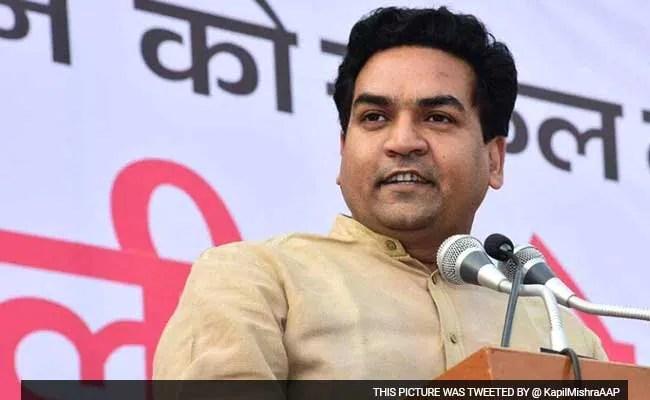 AAP मंत्री कपिल मिश्रा का आपत्तिजनक ट्वीट, कहा : क्या ISI के एजेंट हैं हमारे प्रधानमंत्री?