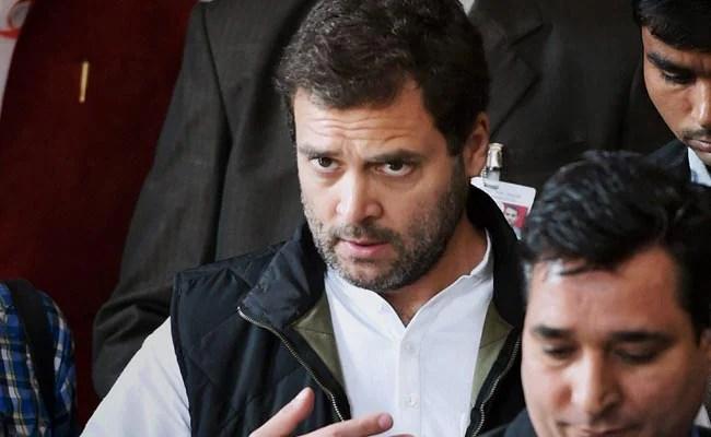 जब संसद में राहुल गांधी ने कहा, 'अब क्या टॉयलेट भी नहीं जाने दोगे'?