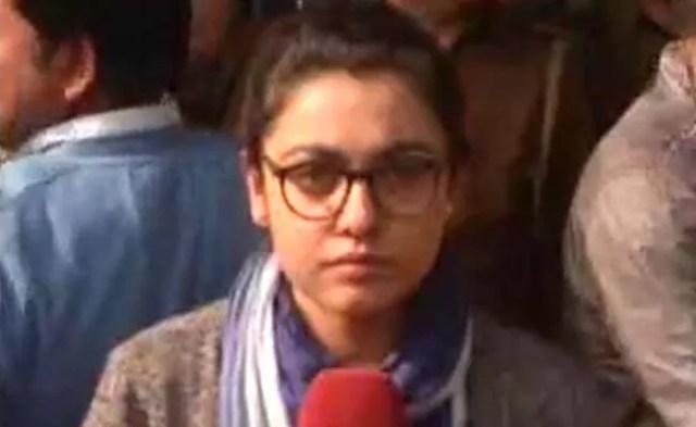 जेएनयू मामले की कवरेज के लिए पहुंची एनडीटीवी रिपोर्टर को मिली धमकी