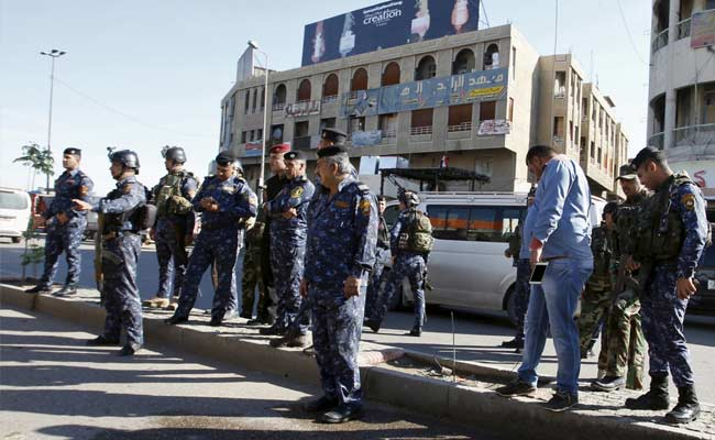 23 Killed In Fire At Iraq's COVID-19 Hospital: Officials