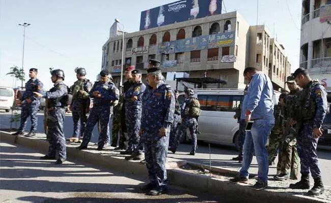 At Least 5 Iraqi Civilians Killed In Anti-US Rocket Attack