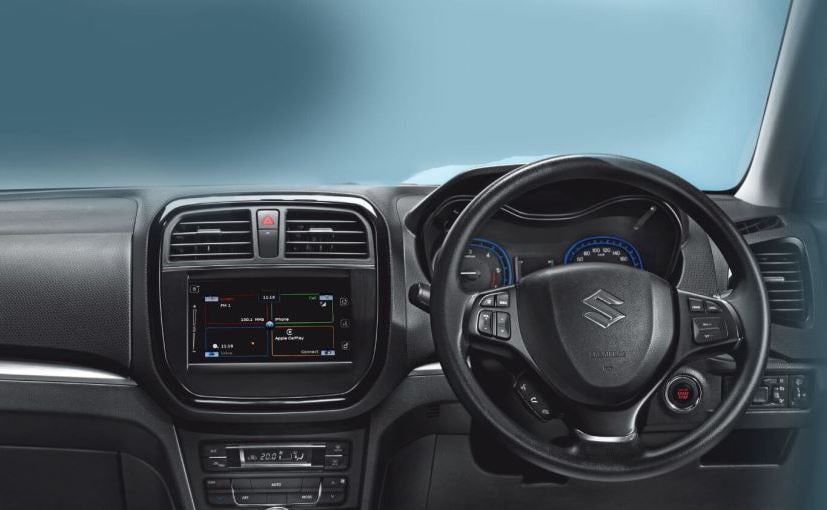 Maruti Suzuki Vitara Brezza Dashboard