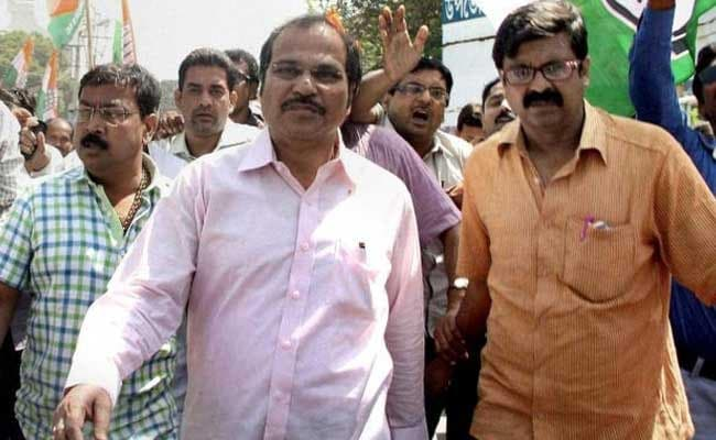 Bengal Congress Chief Adhir Ranjan Chowdhury Unhurt After Container Hits His Car