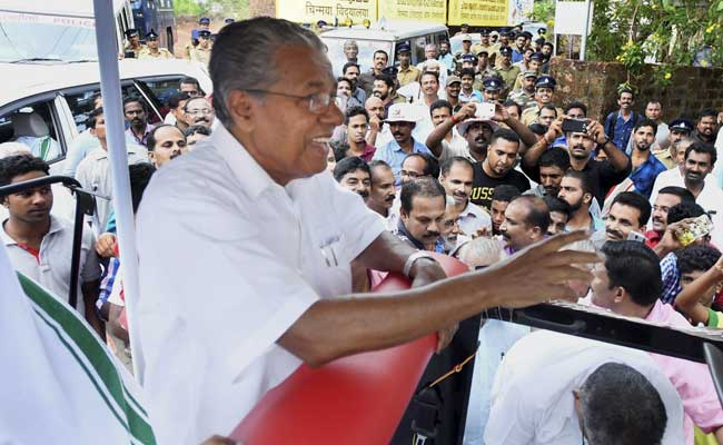 वाम नेता पी विजयन होंगे केरल के अगले मुख्यमंत्री