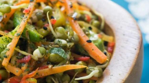 sprouts jalfrezi