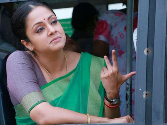 Jyothika To Star In Another Message Oriented Social Movie