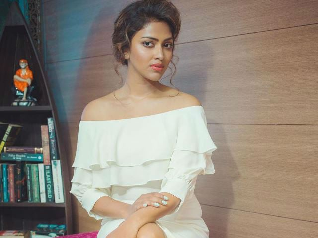 Amala Paul Did Lot Of Challenging Roles In Aadai