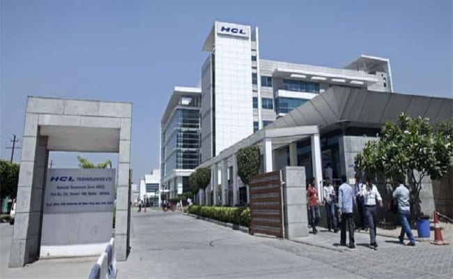 HCL Tech Profit Rises Over 7% To Rs 3,143 Crore In September Quarter
