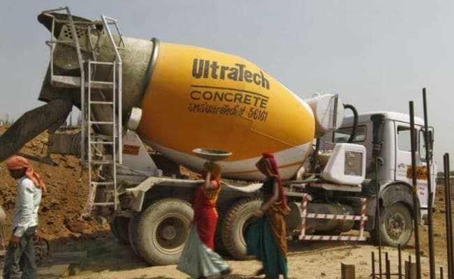 UltraTech Cement Sheds Over 1% On Decline In March Quarter Net Profit