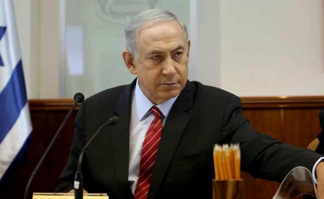 Israeli Prime Minister Benjamin Netanyahu Goes On Offensive Against 'Fake News'