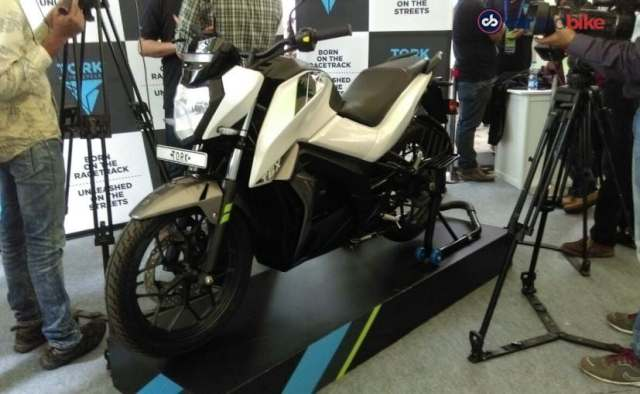 The T6X Can Now Be Booked At Tork Motorcycles' Website