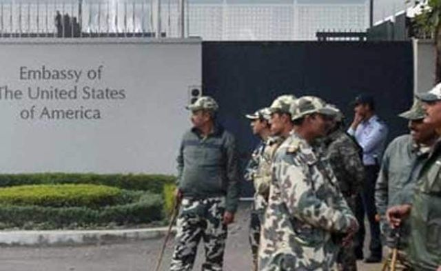 US Advisory For Embassy Officials In Delhi After Violence By Farmers