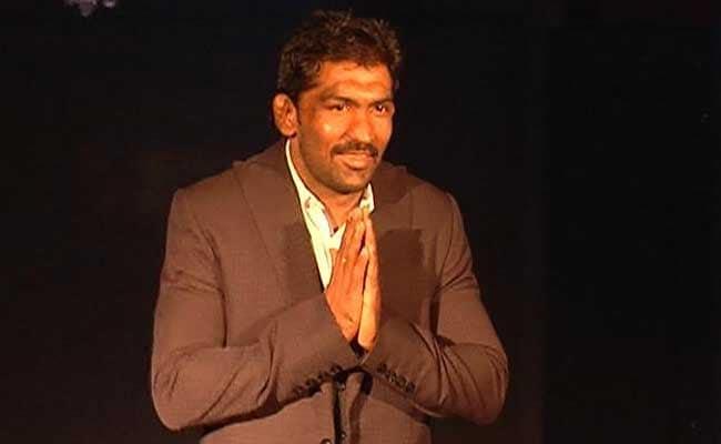 Olympian Yogeshwar Dutt Is BJP Candidate From Baroda In Haryana Bypolls