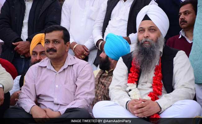 AAP के पूर्व विधायक जरनैल सिंह का निधन, CM अरविंद केजरीवाल ने जताया शोक