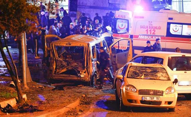 Image result for Istanbul Bombings