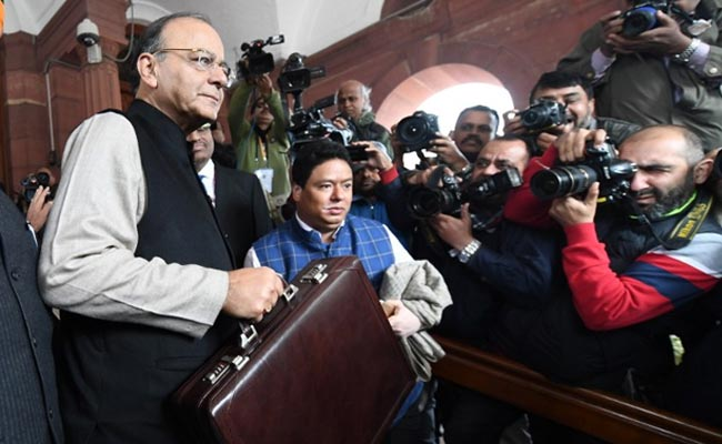 Image result for union budget 2017