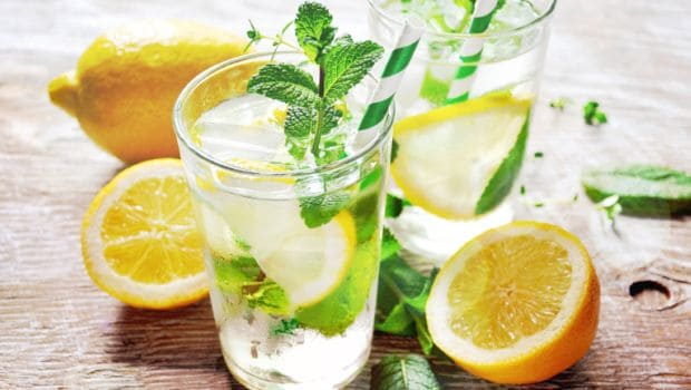 Image result for Ditch Diet Soda and Drink Lemon Water Instead