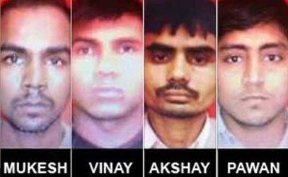 delhi gangrape convicts