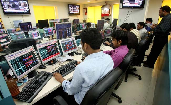 Sensex Jumps Over 100 Points; Energy, Pharma Stocks Gain