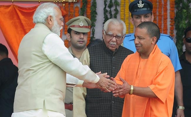 Yogi Adityanath To Meet PM In Delhi Amid Reports Of Dissent In UP