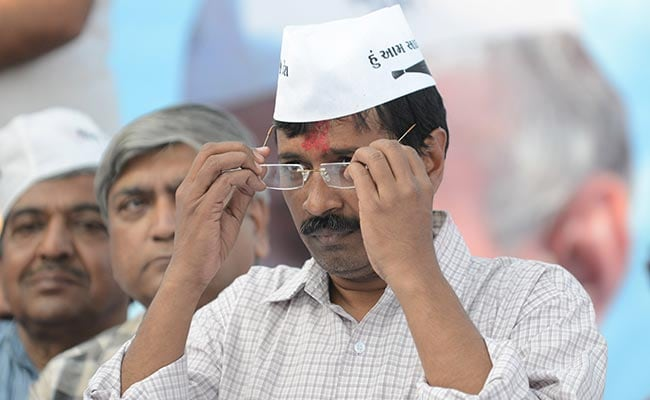 Delhi Chief Minister Arvind Kejriwal Dares BJP To Use VVPAT In Every Poll