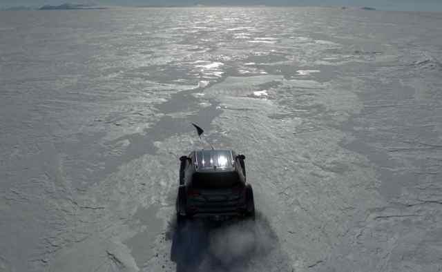 hyundai sante fe antarctica