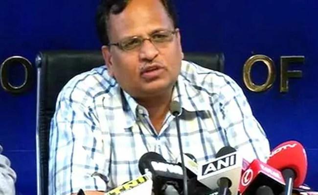 Money Laundering Case Registered Against AAP Leader Satyendar Jain