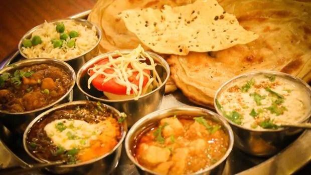dhaba food