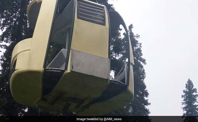 'Act Of God,' Says Operator On Cable Car Accident That Killed Family Of 4 In Kashmir's Gulmarg