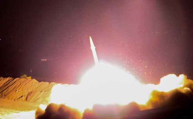 Washington, European Union Allies Demand Iran Halt Ballistic Activity