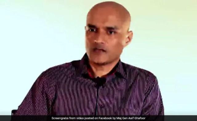 भारत को 'एक और मौका' दें: कुलभूषण जाधव के लिए पाक कोर्ट ऑन वकील