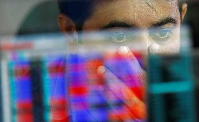 Financials and private banks weighed on the indexes.