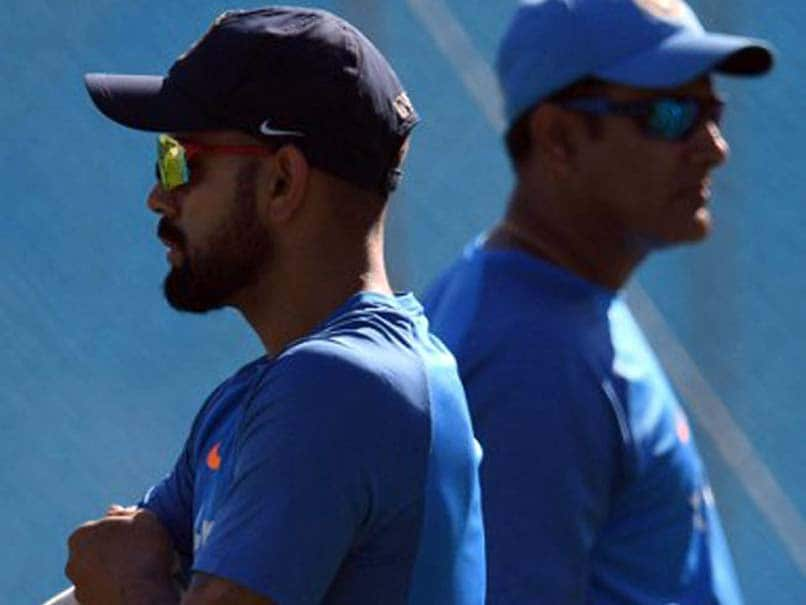 Champions Trophy 2017: Virat Kohli Walked Out On Anil Kumble In The Nets, Says Report