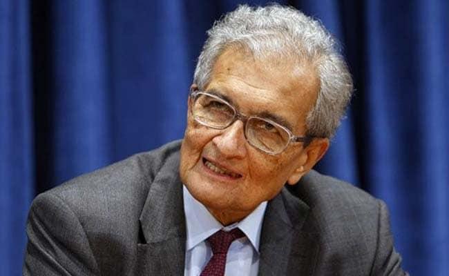 Nobel Laureate Amartya Sen Blames Centre's 'Schizophrenia' For Covid Crisis In India