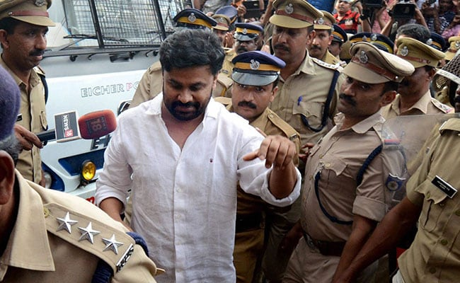High Court Rejects Actor Dileep's Bail Plea In Kerala Actress Assault Case