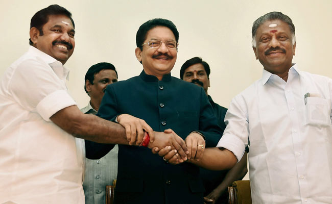 After Merger, AIADMK Meeting Today To Discuss VK Sasikala's 'Ouster'