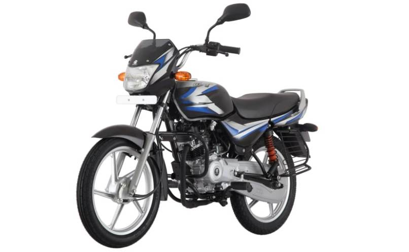 The Ct100 Electric Start Is Available Across All Bajaj Dealers Pan India