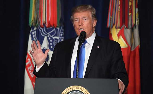 Donald Trump Warns Pakistan Will Pay For Harbouring Terrorists