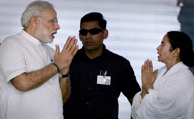 Mamata Baneerjee, PM Modi Governments Now Battle Over Observance Of Teachers Day