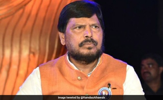 मेरी पार्टी मुंबई में कंगना रनौत की रक्षा करेगी: रामदास अठावले