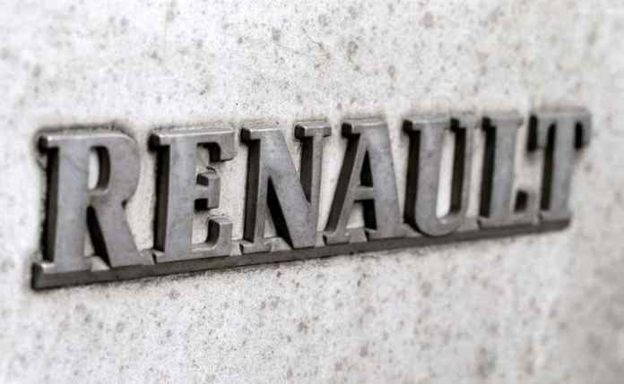 Renault said that global total sales last year stood at 2.949 million vehicles
