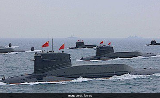 China Has Adopted More Aggressive Approach To Indo-Pacific: Pentagon