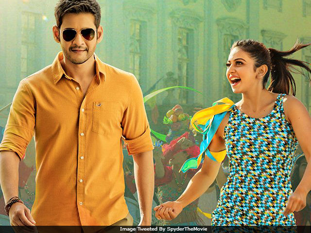 After Baahubali 2, Mahesh Babu's Spyder To Get Biggest Release in US