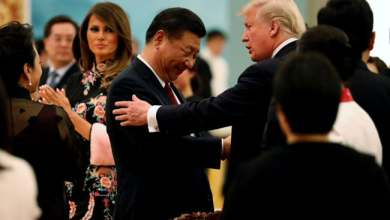 """الصين تريد صفقة تجارية مع الولايات المتحدة """"سيئة للغاية"""": دونالد ترامب 3"""